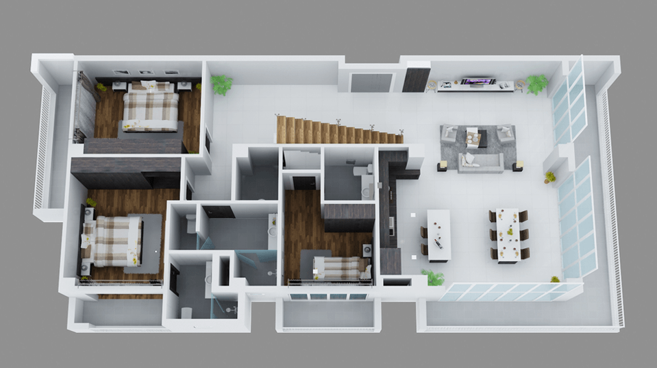 Penthouse Type A
